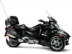 Can-Am Spyder Roadster RS 2011 #12