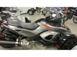 Can-Am Spyder Roadster RS 2011 #4