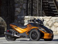 Can-Am Spyder Roadster RS #3
