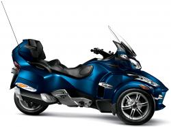 Can-Am Spyder Roadster RT 2011