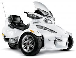 Can-Am Spyder Roadster RT Limited 2011