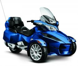 Can-Am Spyder Roadster RT Limited #2