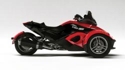 Can-Am Spyder Roadster SE5