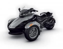 Can-Am Spyder Roadster SE5 2009 #11