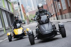 Can-Am Spyder Roadster SM5 2009 #10