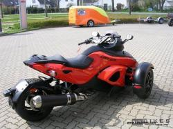 Can-Am Spyder Roadster SM5 2009 #12