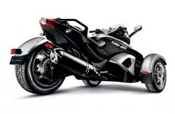 Can-Am Spyder Roadster SM5 2009 #13