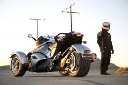 Can-Am Spyder Roadster SM5 2009 #6
