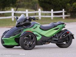 Can-Am Spyder RS #7