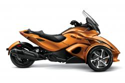 Can-Am Spyder RS-S #12
