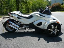 Can-Am Spyder RS-S 2010 #11