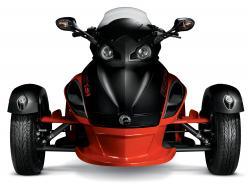 Can-Am Spyder RS-S 2010 #12