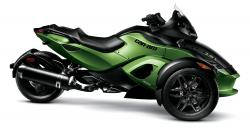 Can-Am Spyder RS-S 2010 #5