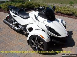 Can-Am Spyder RS-S 2010 #6