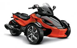 Can-Am Spyder RS-S 2010 #9