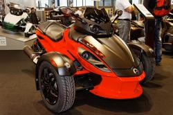Can-Am Spyder RS-S #9