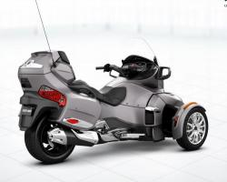 Can-Am Spyder RT #9