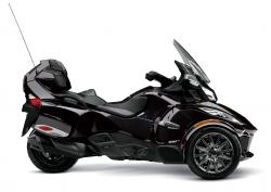 Can-Am Spyder RT Audio #12