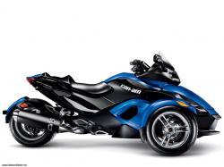 Can-Am Spyder RT Audio 2010 #10
