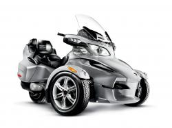 Can-Am Spyder RT Audio 2010 #4