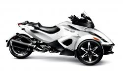 Can-Am Spyder RT Audio 2010 #8