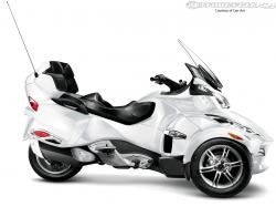 Can-Am Spyder RT Audio #6