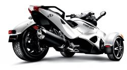 Can-Am Spyder RT-S #12