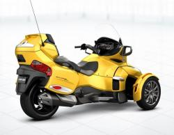 Can-Am Spyder RT-S #5