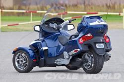 Can-Am Spyder RT-S #8