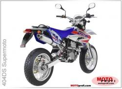 CCM 404 DS Supermoto 2008