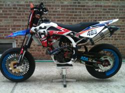 CCM 450 DS Supermoto 2008 #11