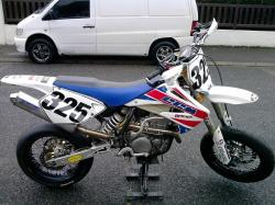 CCM 450 DS Supermoto 2008 #12