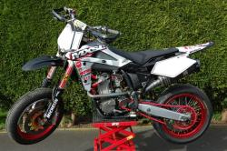 CCM 450 DS Supermoto 2008 #13