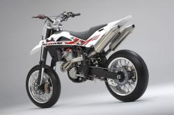 CCM 450 DS Supermoto 2008 #5