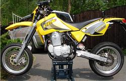 CCM Super motard #12