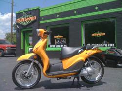 CF Moto Scooter