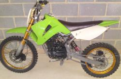 CH Racing Cross Minibike #13
