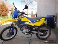CH Racing WXE 125 Sparta