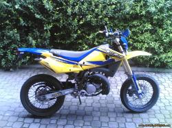 CH Racing WXE 125 Sparta #10