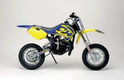 2008 CH Racing WXE 125 Sparta