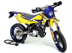 2009 CH Racing WXE 125 Sparta