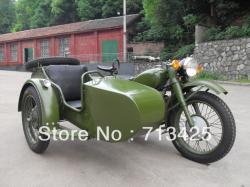 Chang-Jiang 750 FY (with sidecar) 1988 #5