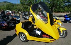 Chang-Jiang 750 J-1 (with sidecar) 1991