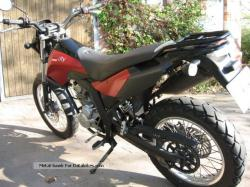 Derbi Cross City 125 2009 #6