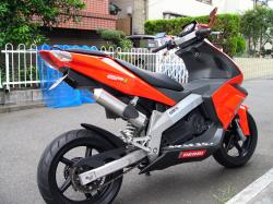Derbi GP1 50 Racing 2009 #10