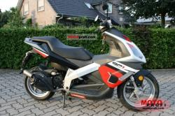 Derbi GP1 50 Racing 2009 #11