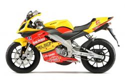 Derbi GPR 50 Racing Race Replica 2009