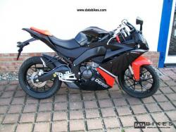 Derbi GPR Racing 125 2007 #12