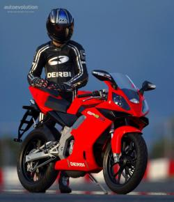 Derbi GPR Racing 50 2007 #10