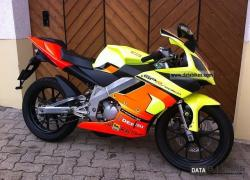 Derbi GPR Racing 50 2007 #14
